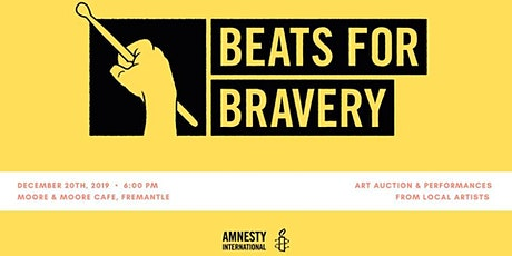 Beats for Bravery tickets