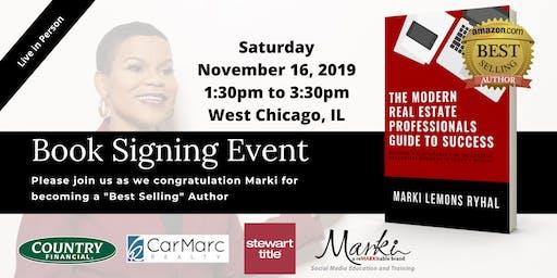 Marki Lemons Ryhal - Book Signing Event