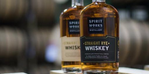 Meet the Head Distiller: Spirit Works Distillery at American Oak