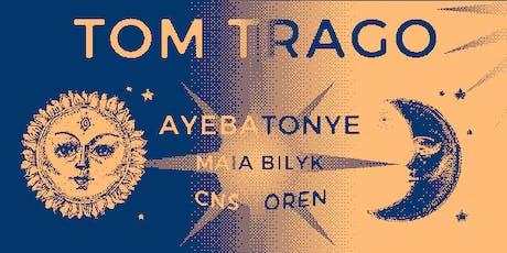 Tom Trago (NL, Dekmantel) | A Nerve Day Affair tickets