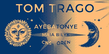 Tom Trago (NL, Dekmantel) | A Nerve Day Affair tickets