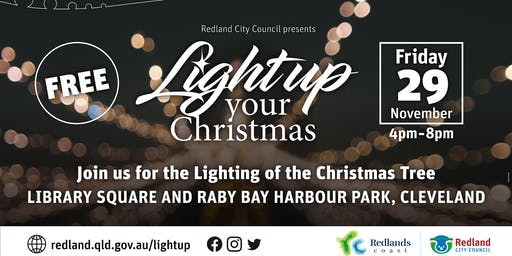 Light up your Christmas 2019 - Free public transport via train