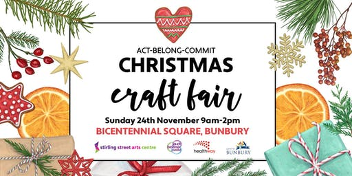 Act-Belong-Commit Christmas Craft Fair