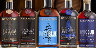 Tasting and Seminar with Balcones Distillery at American Oak