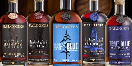 Tasting and Seminar with Balcones Distillery at American Oak tickets