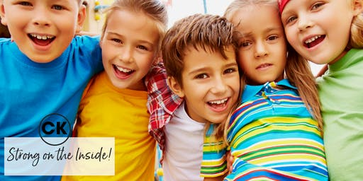 Confident Kids School Holiday Program Level 1 - Brisbane (5-8 yrs)