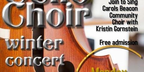BCE Cello Choir Winter Concert tickets