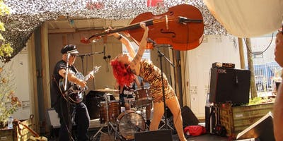 Screamin' Rebel Angels at SOUND WAVES - LIVE!