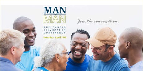 Man to Man: The Candid Conversation Conference 2020 tickets
