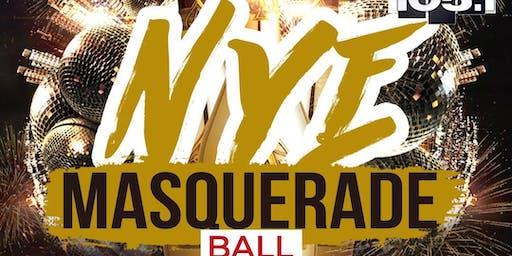 POWER 105. 1FM NYE MASQUERADE