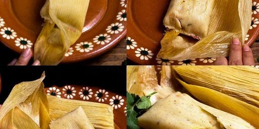 Learn How to Make Traditional Vegan Mexican Tamales