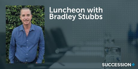 Luncheon with Bradley Stubbs tickets