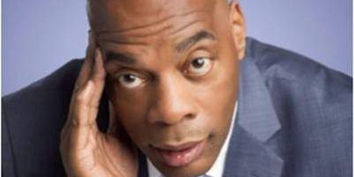 Alonzo Bodden LIVE from NBC's Last Comic Standing at the Arlington Drafthouse