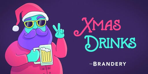 The Brandery Xmas Drinks