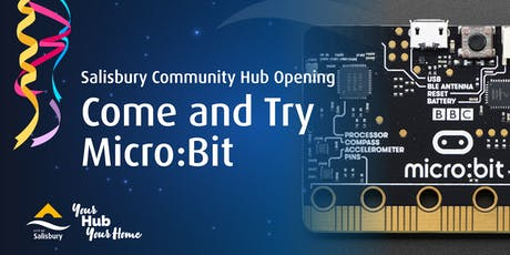 Come and try the Micro:Bit tickets