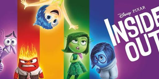 January Holiday Program: Film Screening - Inside Out - Tea Gardens