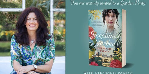 Invitation to a Garden Party with Stephanie Parkyn at Camellia Cottage