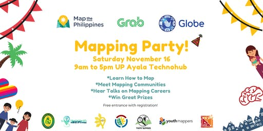 MapPH Nov 16 Mapping Party