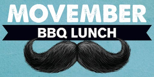 Movember BBQ Lunch