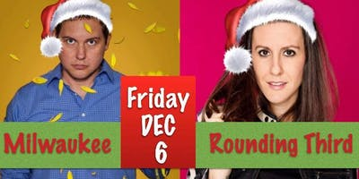 The Clarks Comedy Holiday Extravaganza