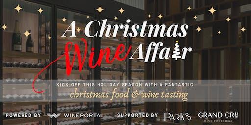 A Christmas Wine Affair