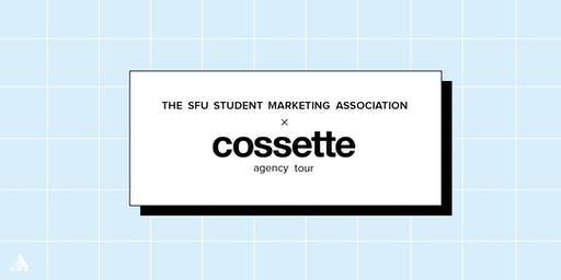 Cossette Agency Tour Fall 2019