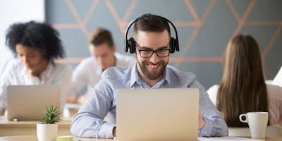 SalesBuzz.com's 8-Week B2B Phone Skills Program