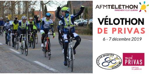 Vélothon de Privas