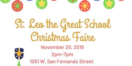 St Leo's Christmas Faire