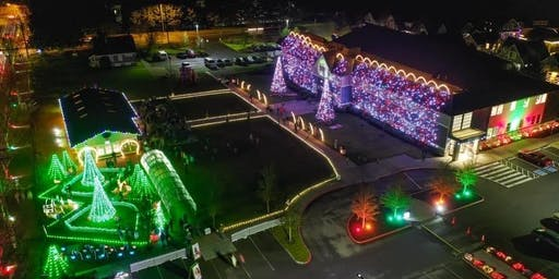 A Foundation Evening at Evergreen Lights 2019