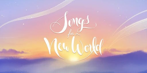 Muir Musical Presents: Songs For a New World
