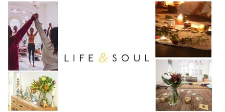Life & Soul - Healing by donation tickets