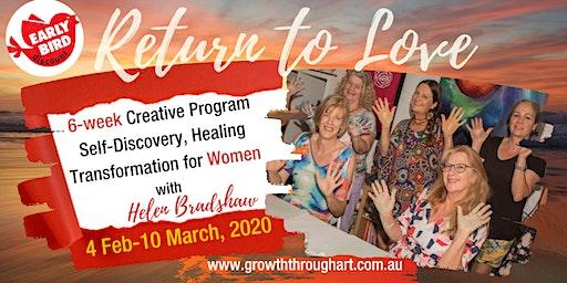Return To Love 6 Week Program for Women