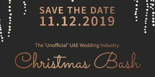 The 'Unofficial' UAE Wedding Industry Christmas Bash by Bride Club ME