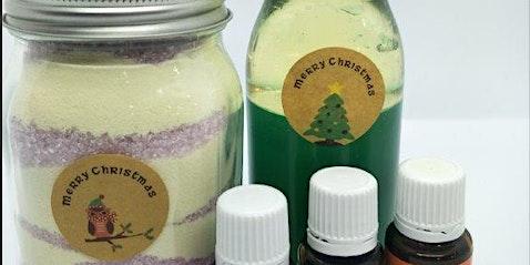 Trott Park |  Make your own  Bath Milk & Bath Oil