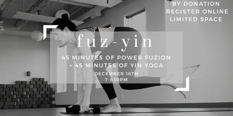 FUZ-YIN tickets