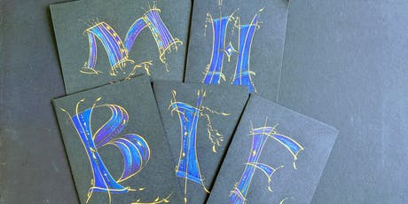 Calligraphy Capital Fun - Beginners tickets