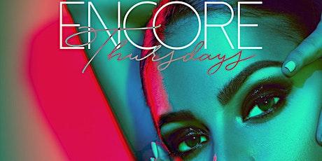 Encore Thursdays tickets