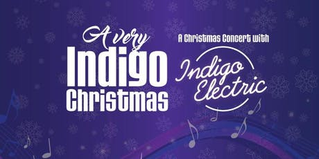 A Very Indigo Christmas tickets