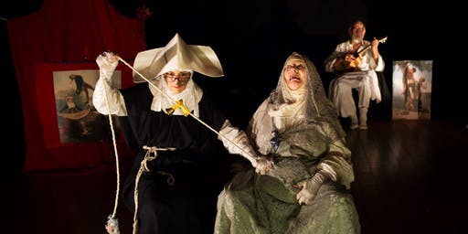 Conversations on The Deaf Man's House:          A Theatre Capriccio on Goya
