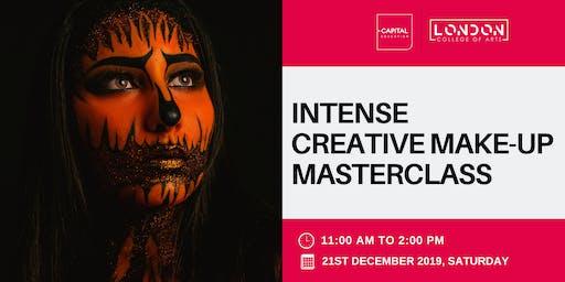 Intense Creative Make-Up Masterclass - LCA Capital Make-Up School