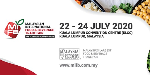 Malaysian International Food & Beverage (MIFB) Trade Fair