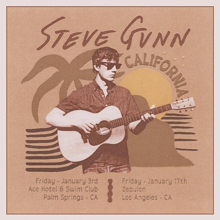 Steve Gunn image