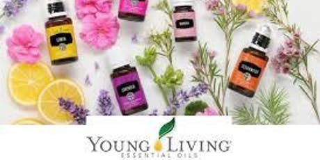 Living the Young Living Life tickets