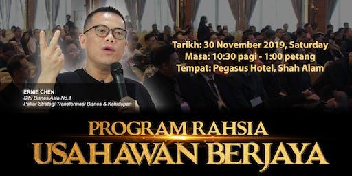 Program Rahsia Usahawan Berjaya (Sesi 1)