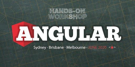 Angular Workshop (2 Day Training) - Brisbane