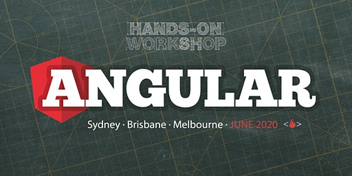 Angular Workshop (2 Day Training) - Brisbane
