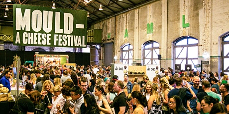 POSTPONED - MOULD: A Cheese Festival Sydney 2020 tickets