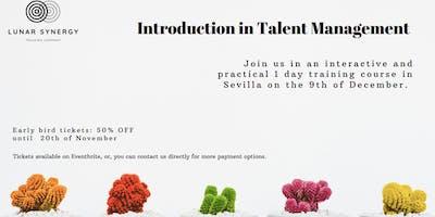 Introduction into Talent Management