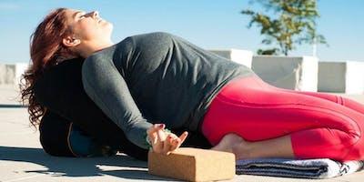 Gratitude Restorative Yoga
